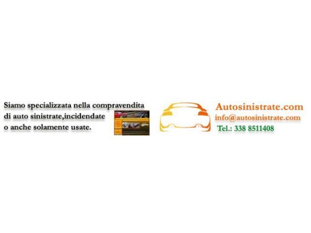 auto incidentate sinistrate acquisto Grosseto