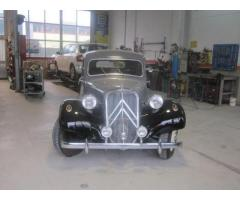 vendo citroen avant traction del 1950