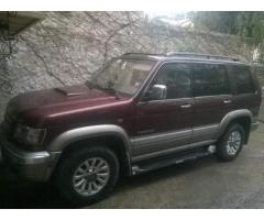 Isuzu trooper 3000