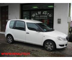SKODA Roomster 1.2 TDI CR 75CV GreenLine