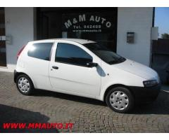 FIAT Punto 1,9 JTD VAN 2POSTI (CLIMA)!!!!