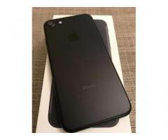 Apple iPhone 7 32GB nero opaco a € 400/APPLE iPhone 7 Plus 32GB Oro Rosa 450 €