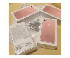 Smartphone's Sales Apple iPhone  7 Plus , Samsung S7