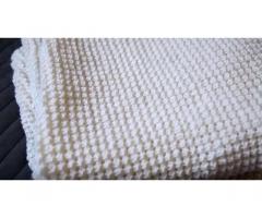 Copertina lana neonati