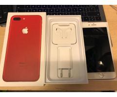 Apple iPhone 7/7 Plus 128Gb speciale Edizione  (prodotto rosso)-Watsapp+254792178408