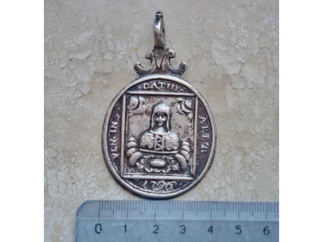 Voto di Arezzo - San Donato 1796 Medaglia