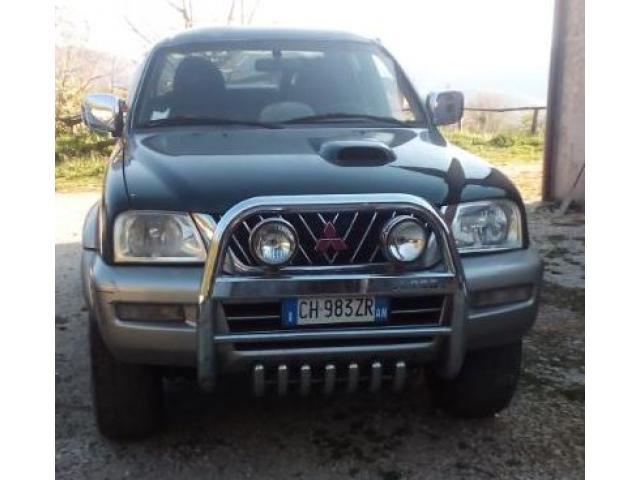 Mitsubishi l200 4x4 cambio automatico 2003
