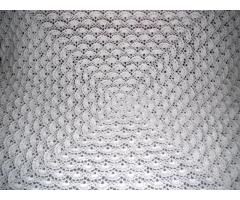 Copertina cottone neonato