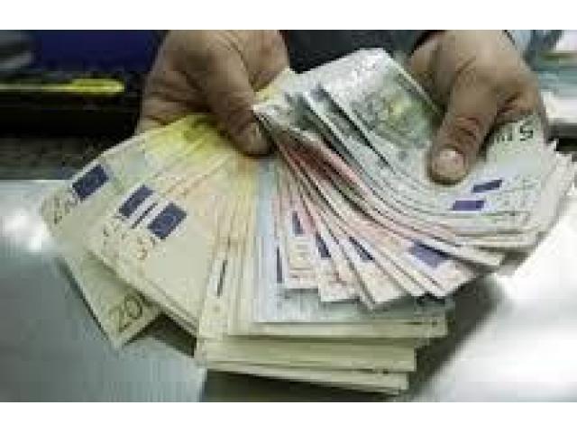 I prestiti sono a partire da € 5.000 fino a € 500.000.