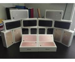 PayPal e Bancario iPhone 7 7 Plus 6S S8 S8 Plus S7 EDGE S7 S6 280euro Stock
