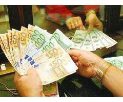 Aiuto finanziariamente perché voi uscito dal vostro dubbio 10.000€ a 200.000€