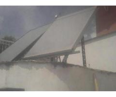 Panelli solari termica scalda acqua