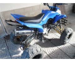 Quad 250 cc atw