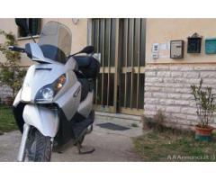 Piaggio X7, 125cc, 4000km, ALLARME telecomandato
