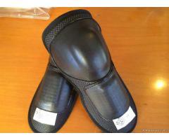 Protezioni gomiti giacca moto