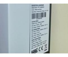 Solare inverter onda Pura, caricabatterie e regolatore solare MPPT