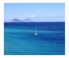 Isole Eolie Lipari centro bilocale vicino Marina corta