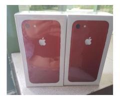 originale  Samsung S8+ e iPhone 7 128giga RED