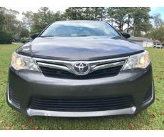 Toyota Camry - LE 4dr Sedan