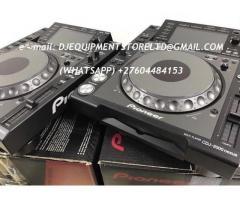 Vendita Pioneer XDJ-RX2 Sistema DJ 1000€/Pioneer DDJ-SX2 …500€