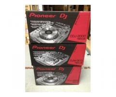 2x Pioneer CDJ-2000 Nexus & 1x Pioneer DJM-900 Nexus at €1299