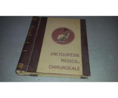 Encyclopedie medico= chirurgicale