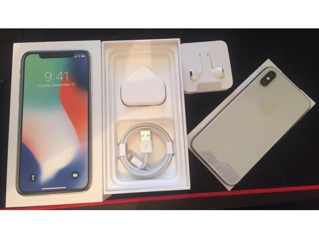 Apple iPhone X 64gb €445 iPhone X 256gb €500 iPhone 8 Plus €400 iPhone 7 €300