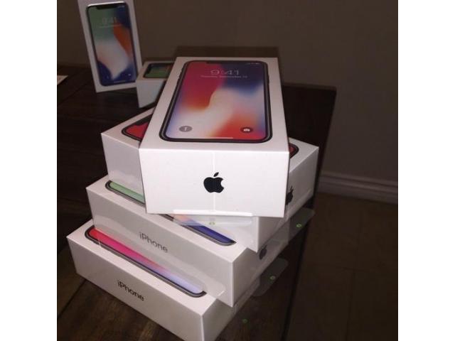 iPhone X 64GB 430 EURO,iPhone 8 64GB 380 EURO