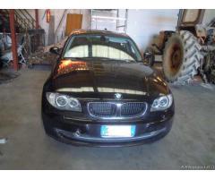 BMW 120 D CON MOTORE ROTTO