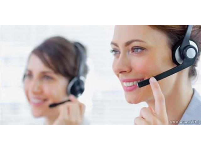 OPERATORE CALL CENTER