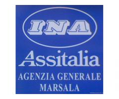 INA ASSITALIA MARSALA ASSUME 8 PERSONE ( 500 euro provv)