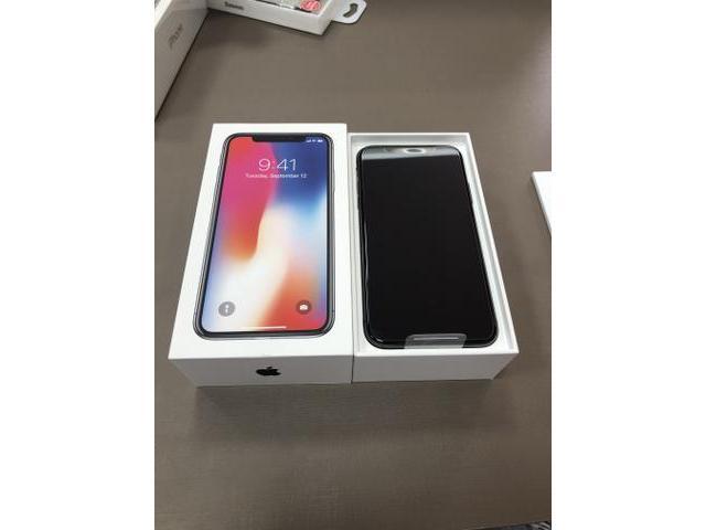 0b3f5199caf6f8 Vendita iPhone X 64GB Grigio siderale Sbloccato 440€ iPhone 8 256GB 400€