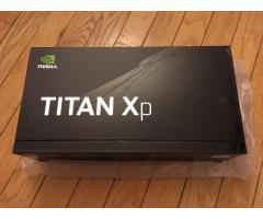 NVIDIA GeForce Titan X Pascal 12GB GDDR5X