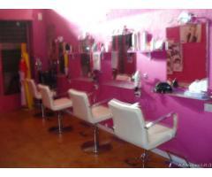Gestione negozio parrucchiera