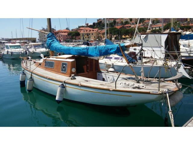 barca a vela d epoca