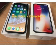 Apple iPhone X 64GB NUOVO GARANZIA 430€ iPhone 8 256GB 400 €