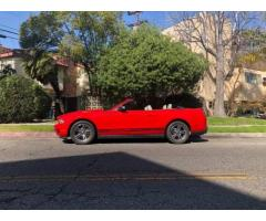 2011 Ford Mustang Convertibl