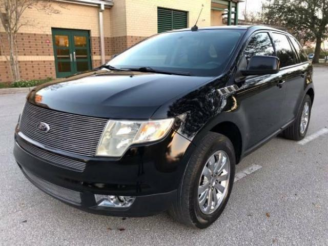 08 FORD EDGE LIMITED EDITION SUNROOF
