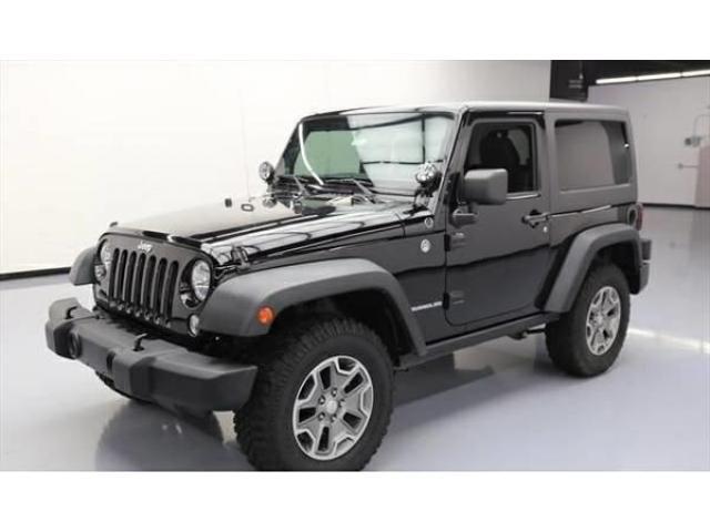 2014 *Jeep* *Wrangler* 4x4 Rubicon 2dr SUV Convertible