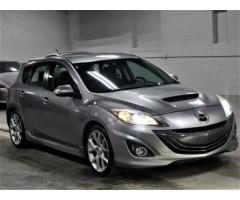 2012 Mazda Speed 3 40,931 miles