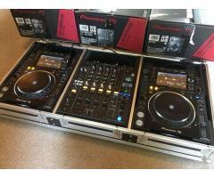 2x Pioneer CDJ-2000NXS2 + 1x mixer DJM-900NXS2 2399EUR