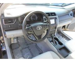 2017 Toyota Camry 2.4L I4 Turbo Benzina