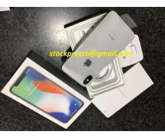 Nuovo Iphone X 64GB  Garanzia Apple gratuito iwatch