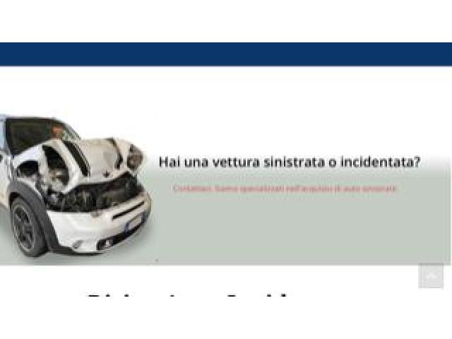 Ritiro auto incidentate T. 3355609958