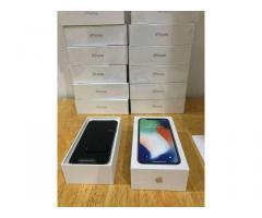 Nuovo di Zecca Apple iPhone X 64GB Argento & Grigio spazio Smartphone Sbloccato