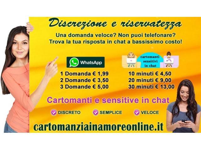 Cartomanzia - Cartomanti online consulto a bassissimo costo