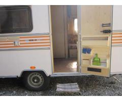Caravan Roller Europ 4,30 con Veranda roller