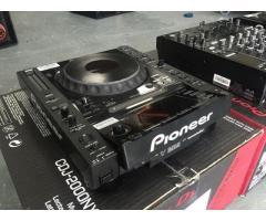 2x Pioneer CDJ-2000NXS2 + 1x mixer DJM-900NXS2 1899EUR