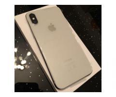 Apple iPhone X 64GB = 400 EUR ,Apple iPhone X 256GB = 450 EUR