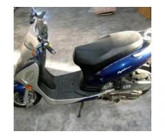 Scooter fighter JL 125t - 13